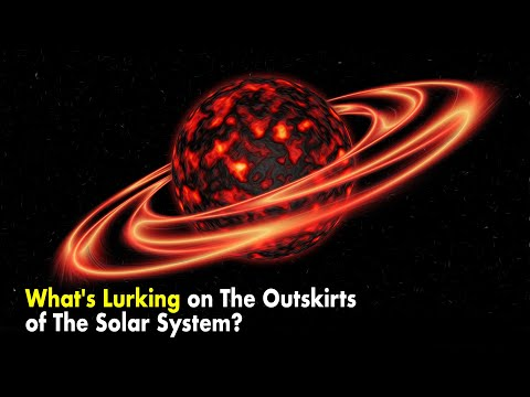 What Is Lurking on The Outskirts of The Solar System