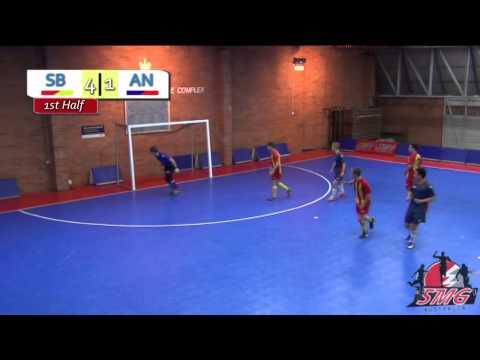 South Brisbane Futsal  v Annerley Futsal