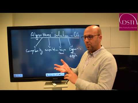 Amir Nakib: How to select the best algorithm in Data Science?