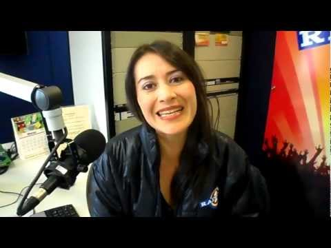 Paola Rojas DJ Radio Uno Bogotá