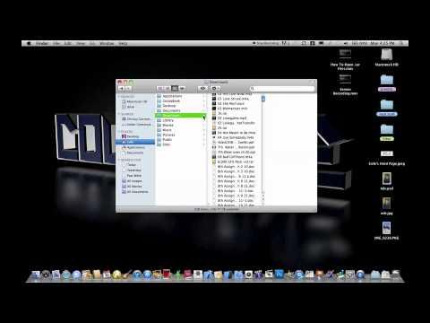 How To Open .rar Files On a Mac