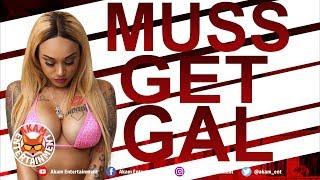 Thugsy Malone - Muss Get Gyal [Centipede Riddim] September 2018