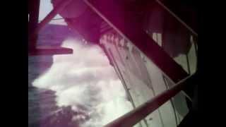 USS Enterprise: Bow Wakes
