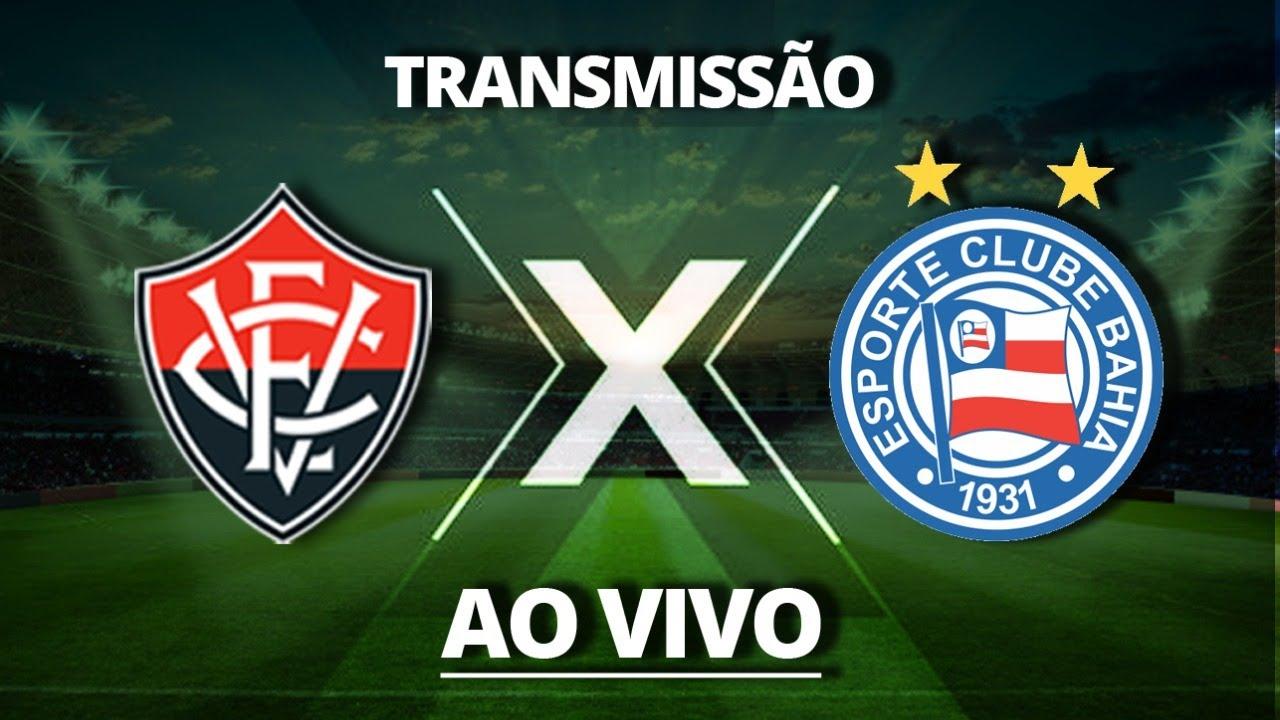Copa do Nordeste:  Vitória X Bahia  ao vivo
