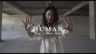 Смотреть клип песни: Rag'n'bone man - Human