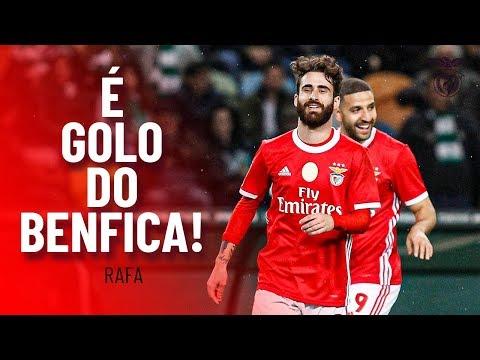 O BIS DE RAFA FRENTE AO SPORTING CP!