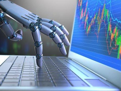 Binary option robot working