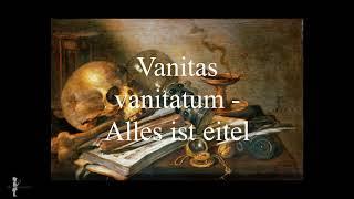 Was sind Vanitassymbole? - the artinspector questions