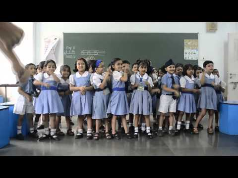 Delhi Public School, Navi Mumbai :Teachers' Day (Pre-Primary)