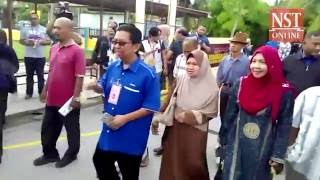 Sungai Besar by-election begins