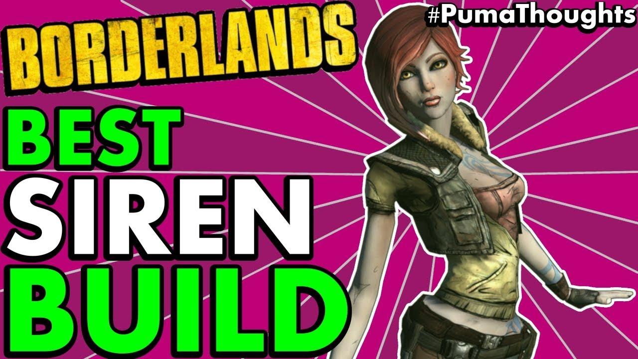 Borderlands 1 Lilith Build
