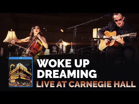 "Joe Bonamassa & Tina Guo - ""Woke Up Dreaming"" - Live At Carnegie Hall"