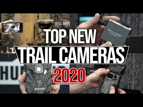 Top Trail Cameras for 2020