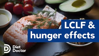 Hunger with a Low carb vs Low fat diet