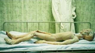 Alien Gives Birth -REAL FOOTAGE-