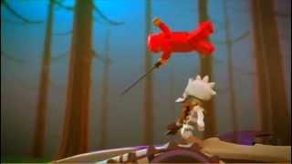 Lego Ninjago - Skeleton Attack Short Film (HD)