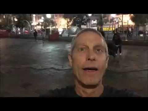 Keith Kurlander - Liquid Shard at Night - Pershing Square