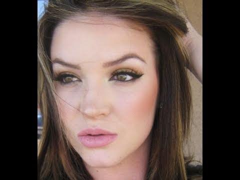 Honey B. Glam Makeup Tutorial