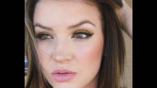 Honey B. Glam Makeup Tutorial