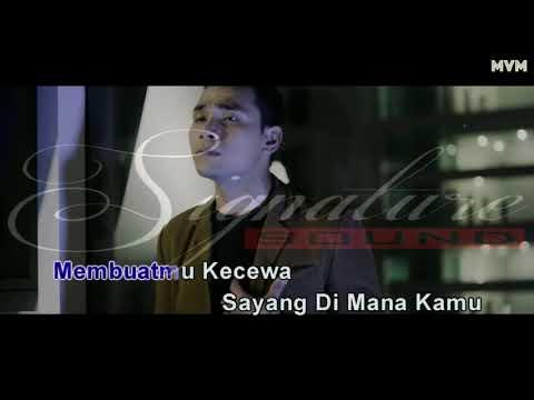 Sayang Maafkan Aku - Syafiq Farhain (Karaoke)