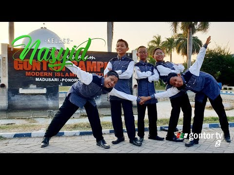 HARAPAN INDAH | NASYID KELAS 2 2019 | Pondok Modern Darussalam Gontor Kampus 2
