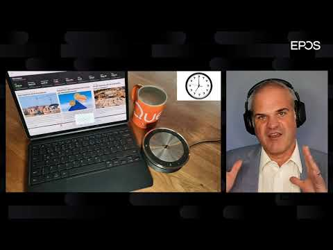 EPOS Audio Summit - Working from Anywhere – Your New Freedom