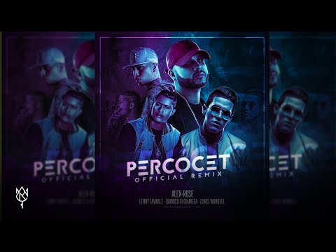 Alex Rose Ft. Lenny Tavarez, Quimico, Ultra Mega & Chris Wandell - Percocet Remix (Audio)