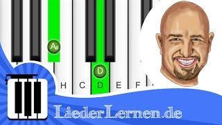 Eisbrecher - Ohne Dich - Klavier lernen - Musiknoten - Akkorde