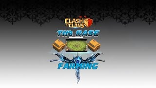 Clash of Clans / FARMING TH3 BASE / #1 BARCH/ARCH