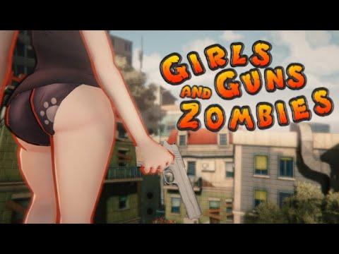 Girls, Guns and Zombies 🦸♀️ Angezockt 🔫 Deutsch 🧟 Twitch