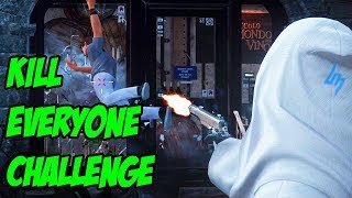 """The Author"" Kill Everyone Challenge - H..."
