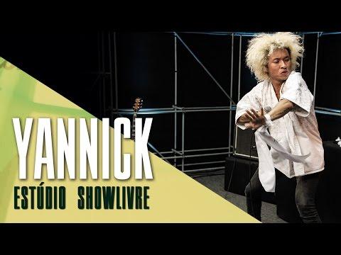 """""""Também conhecido como Afro Samurai"""" part. Leo Fazio - Yannick no Estúdio Showlivre 2017"""