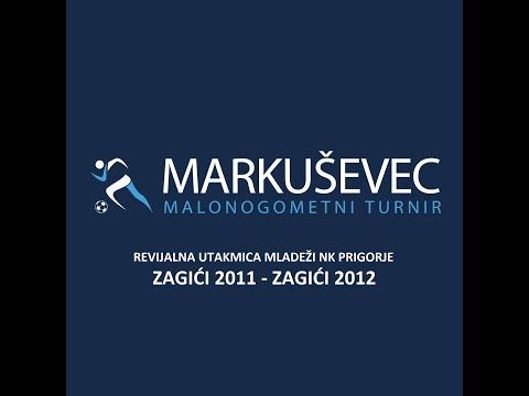 MNT Markuševec Revijalna utakmica zagići