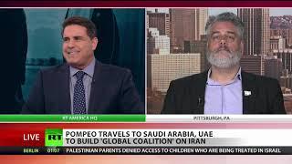 Seriously? Pompeo seeks Saudi advice on 'bad behavior'