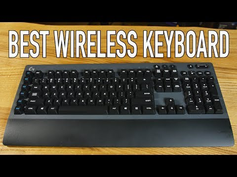 Logitech G613 | The Best Wireless Gaming Keyboard Ever?