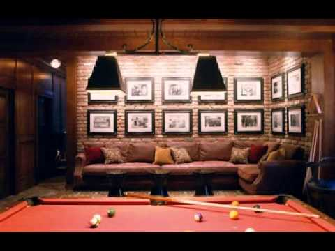Best Game room decorating ideas - YouTube