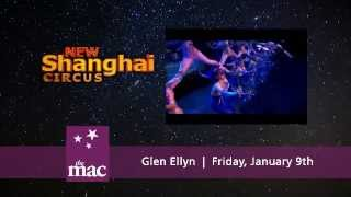 New Shanghai Circus MAC Promo