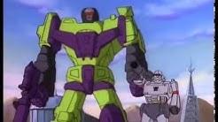 Transformers G1 -  Devastator vs Bruticus vs Menasor