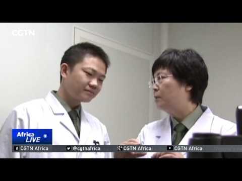 China celebrates medical breakthrough with new Ebola vaccine