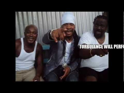 TURBULENCE&DONCARL WILL PERFORM@TRIBUTE TO MARCUS GARVEY AUG 20TH 2011@MONTPELIER GROUNDS ST JAMES
