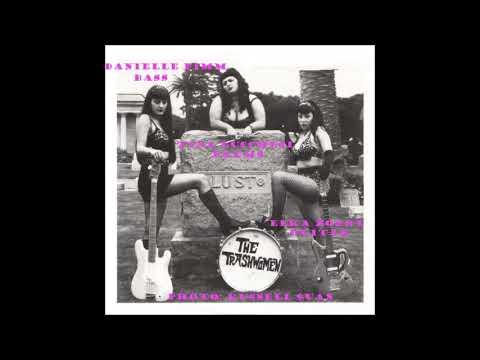 THE TRASHWOMEN - MARGAYA (LIVE)