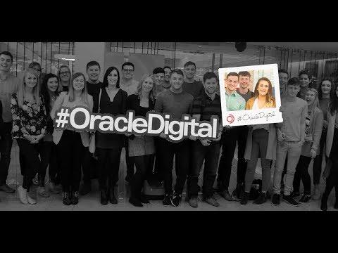 Student Visit Programme at Oracle Digital Dublin