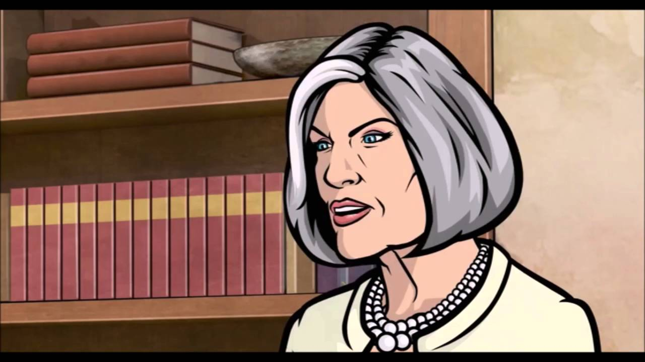 malory archer and ray gillette youtube