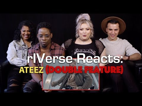 rIVerse Reacts: ATEEZ Double Feature