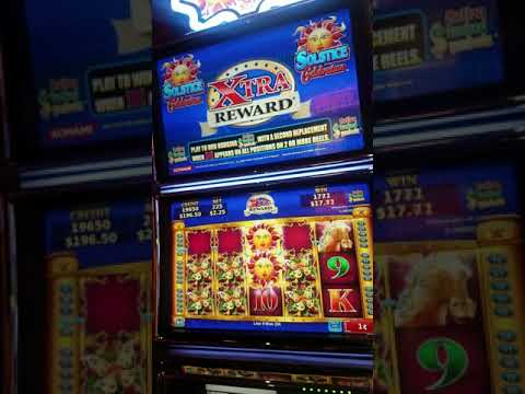 Slot Play @ Caesars Casino Windsor Wednesday