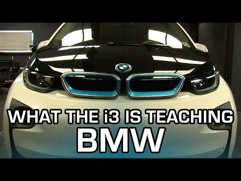 Lessons Learned from the BMW i3 - Autoline After Hours 295