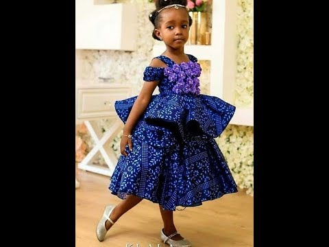2019/2020 #AFRICAN FASHION DESIGNS | 50 CUTE DESIGNS FOR THE KIDS ( GIRLS )