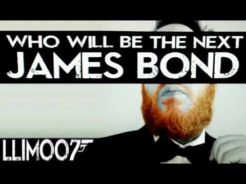 THE NEW JAMES BOND 007 - LLIMOO7 AUDITION CASTING TAPE VHS