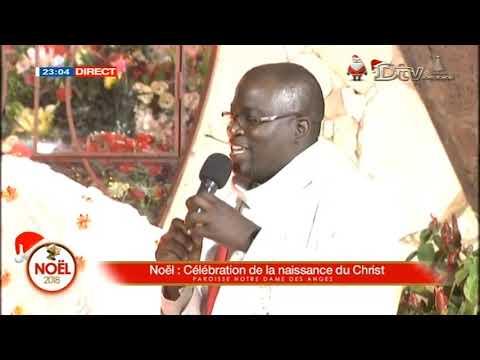 Messe de 00h patoise notre dame des ange du 2018-12-24