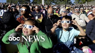 How eclipse chasers, small towns prepared for total solar eclipse